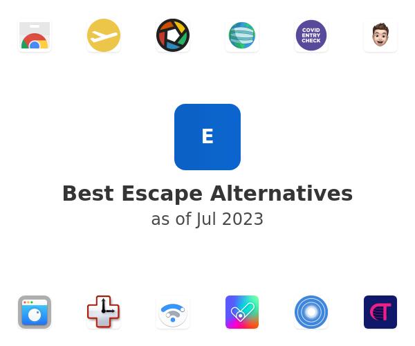 Best Escape Alternatives