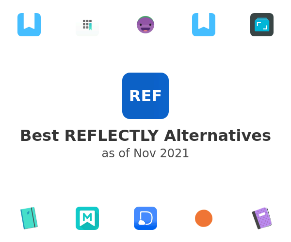 Best REFLECTLY Alternatives