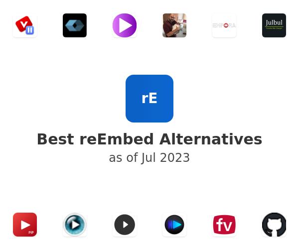 Best reEmbed Alternatives