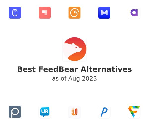 Best FeedBear Alternatives