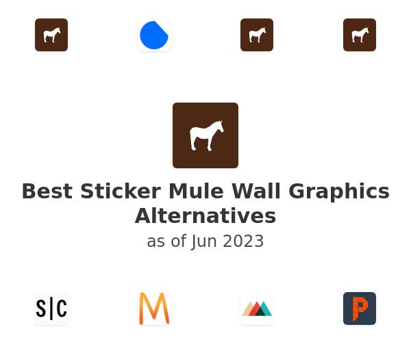 Best Sticker Mule Wall Graphics Alternatives