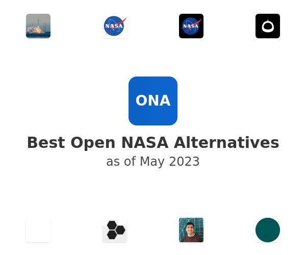Best Open NASA Alternatives