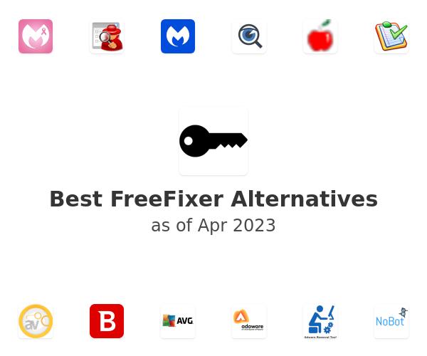 Best FreeFixer Alternatives