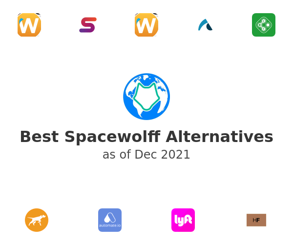 Best Spacewolff Alternatives