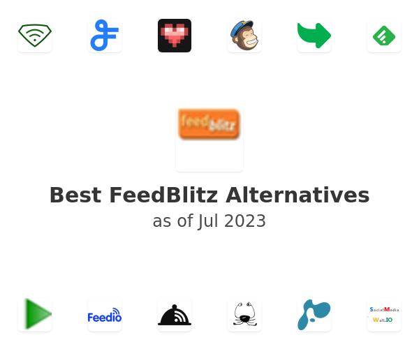 Best FeedBlitz Alternatives