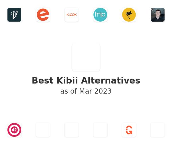 Best Kibii Alternatives