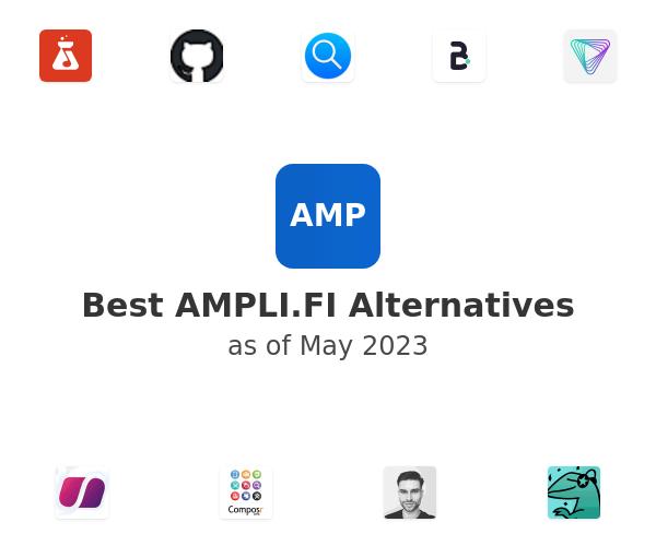 Best AMPLI.FI Alternatives