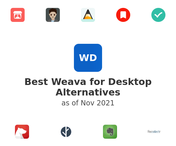 Best Weava for Desktop Alternatives
