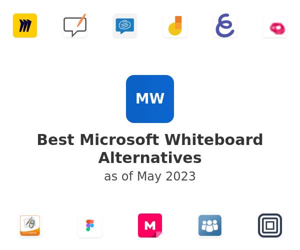 Best Microsoft Whiteboard Alternatives