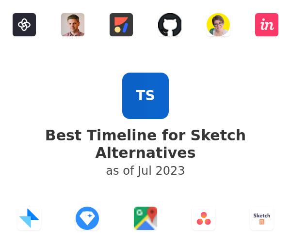 Best Timeline for Sketch Alternatives
