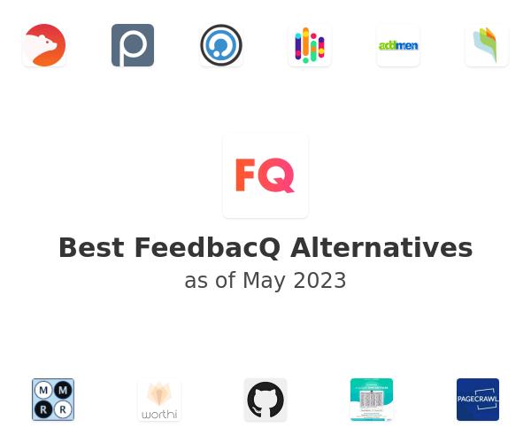 Best FeedbacQ Alternatives