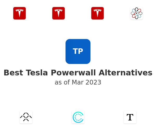 Best Tesla Powerwall Alternatives