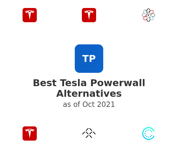 Best Tesla Powerwall Alternatives