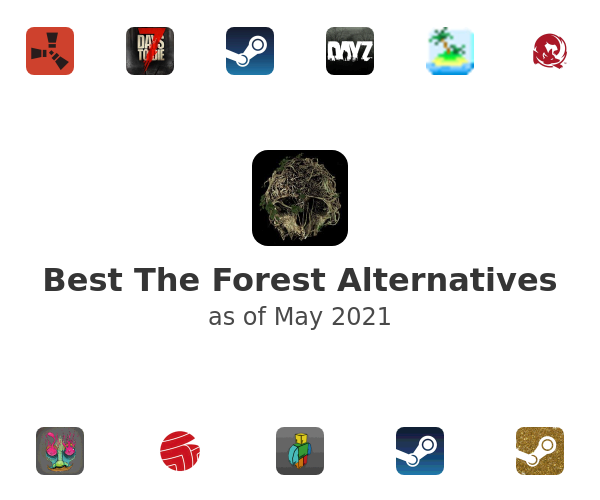 Best The Forest Alternatives