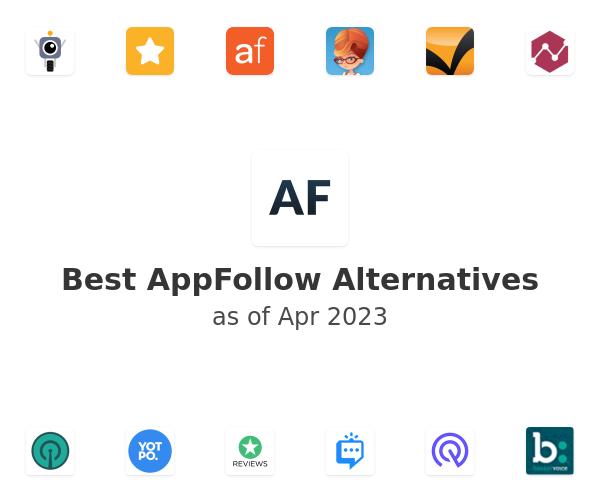 Best AppFollow Alternatives