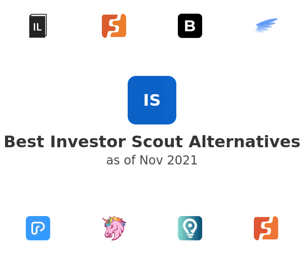 Best Investor Scout Alternatives