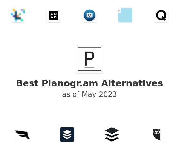 Best Planogr.am Alternatives