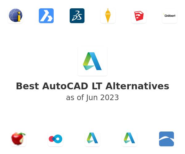 Best AutoCAD LT Alternatives