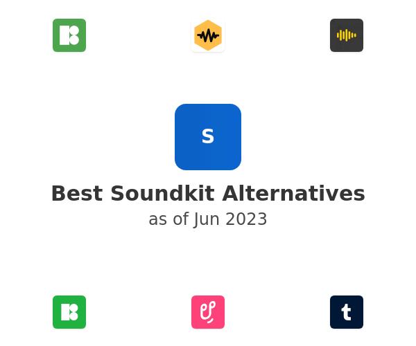 Best Soundkit Alternatives