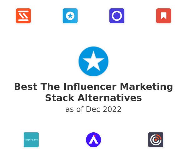Best The Influencer Marketing Stack Alternatives