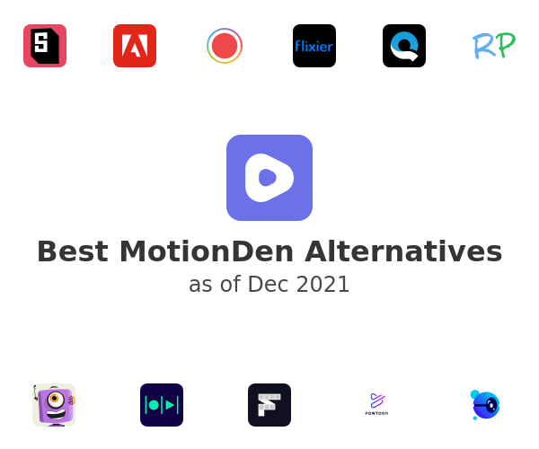 Best MotionDen Alternatives