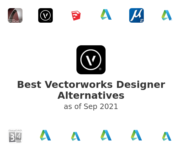 Best Vectorworks Designer Alternatives
