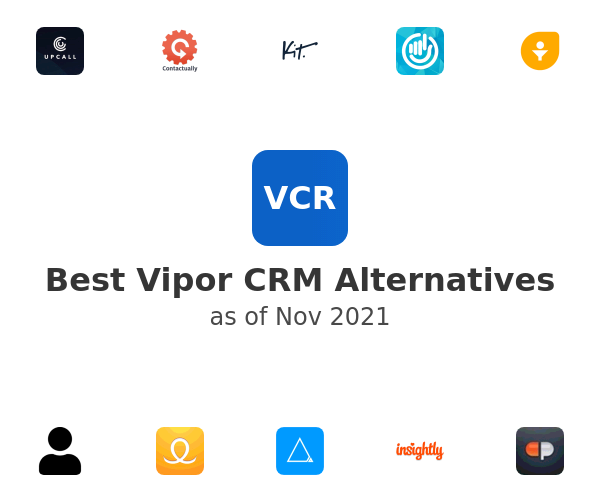 Best Vipor CRM Alternatives