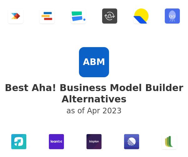 Best Aha! Business Model Builder Alternatives