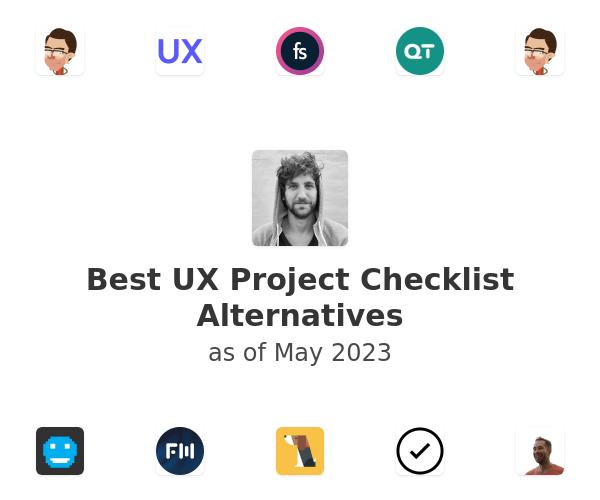Best UX Project Checklist Alternatives