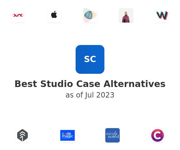 Best Studio Case Alternatives