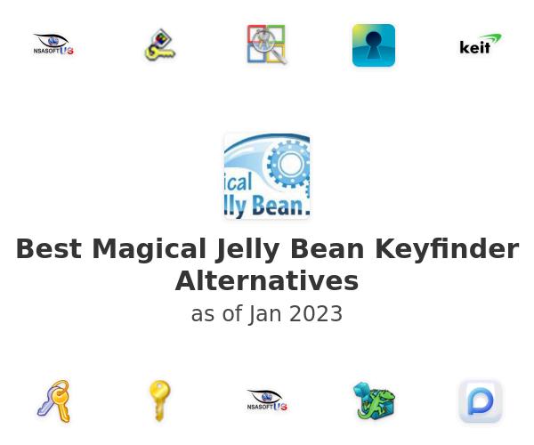 Best Magical Jelly Bean Keyfinder Alternatives