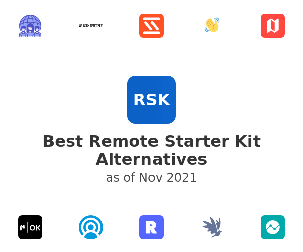 Best Remote Starter Kit Alternatives