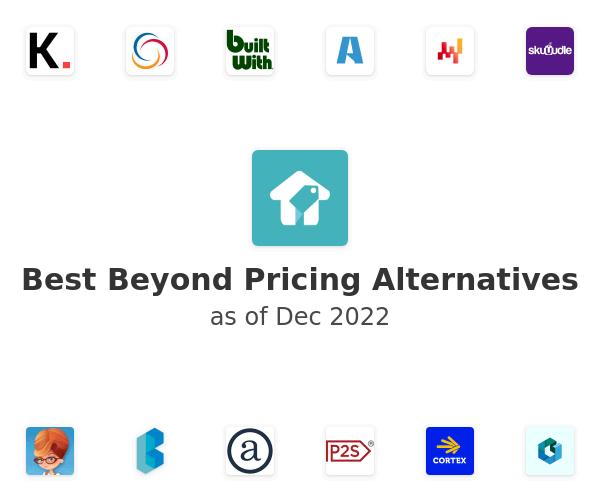 Best Beyond Pricing Alternatives