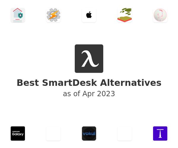Best SmartDesk Alternatives