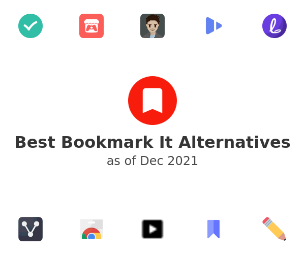 Best Bookmark It Alternatives