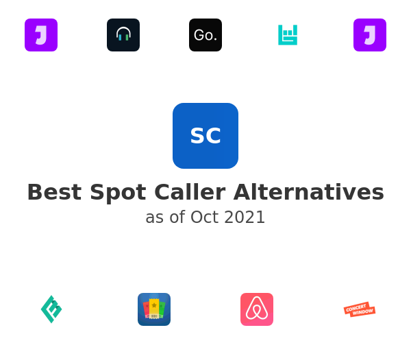 Best Spot Caller Alternatives