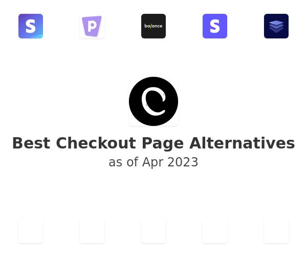 Best Checkout Page Alternatives