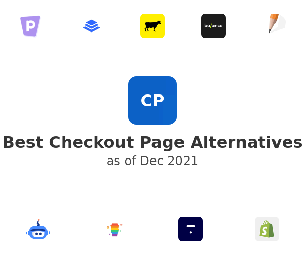 Best Checkout Page Alternatives