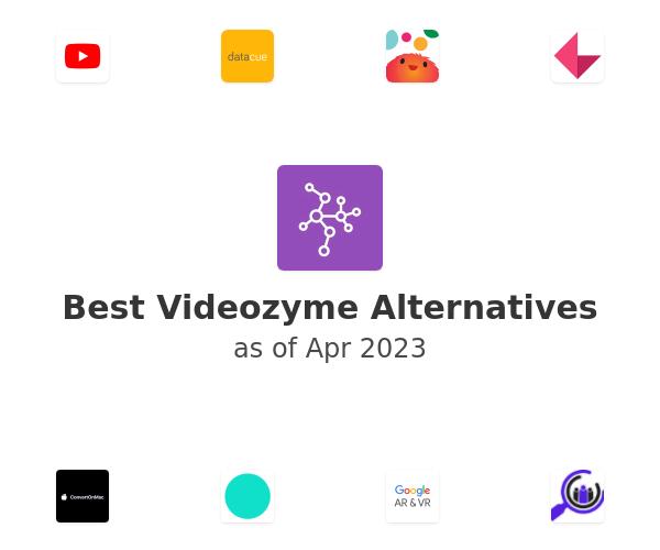 Best Videozyme Alternatives