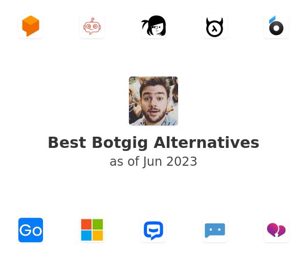 Best Botgig Alternatives