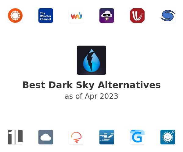 Best Dark Sky for Web Alternatives