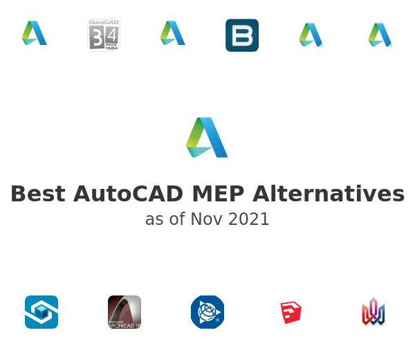 Best AutoCAD MEP Alternatives