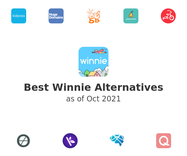 Best Winnie Alternatives