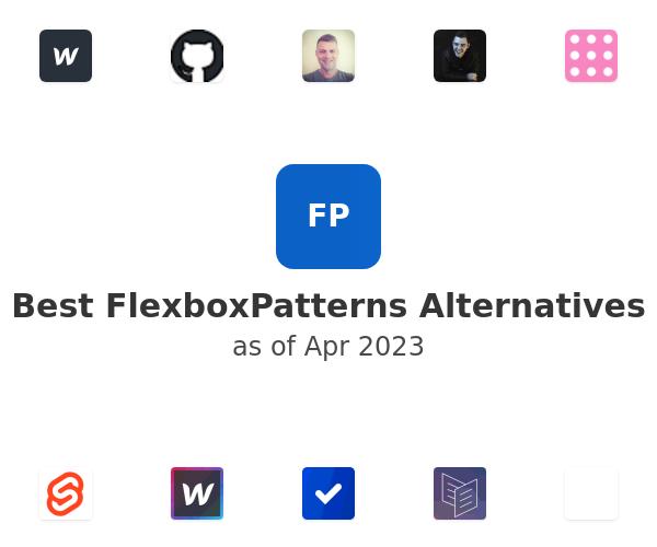 Best FlexboxPatterns Alternatives
