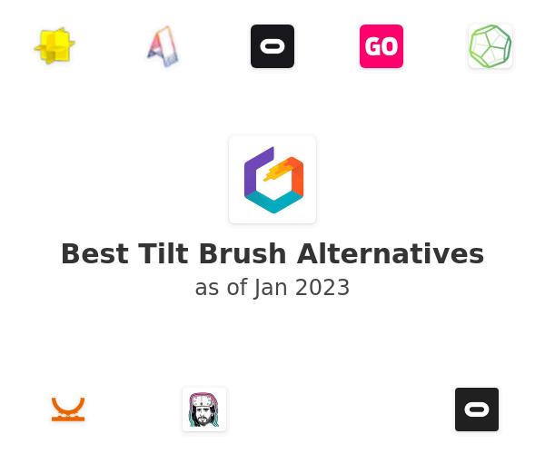 Best Tilt Brush Alternatives