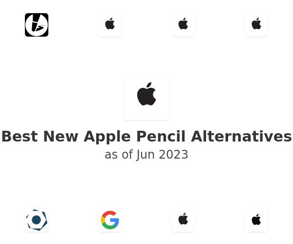 Best New Apple Pencil Alternatives