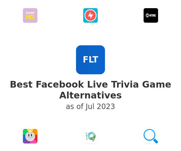 Best Facebook Live Trivia Game Alternatives