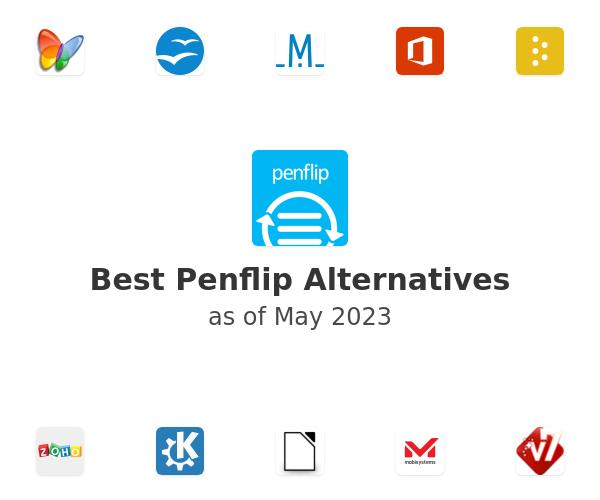 Best Penflip Alternatives