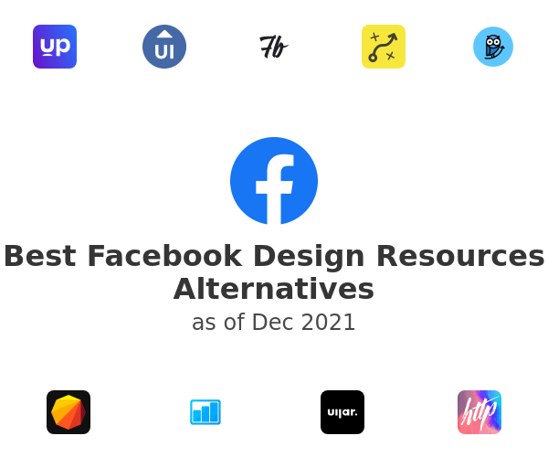 Best Facebook Design Resources Alternatives