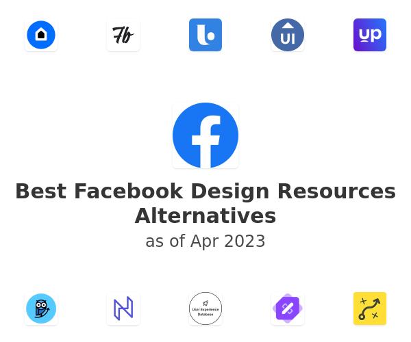 Best Facebook Design Resources Alternatives